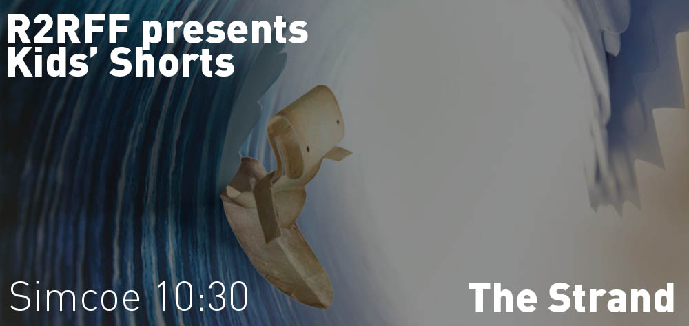 Kids; Shorts (free) are on at the Strand Theatre on Saturday October 21st at 10:30 AM!