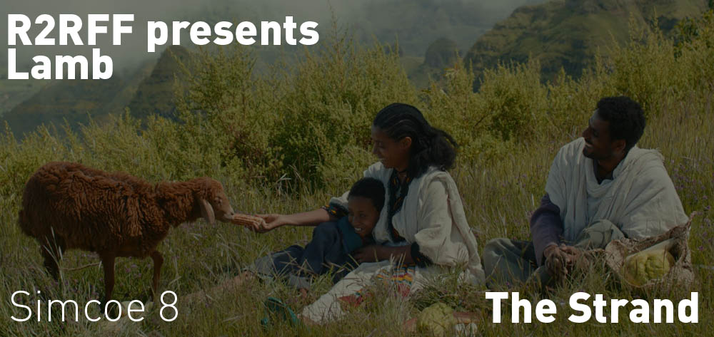 Lamb is playing at the Strand Theatre as part of the Routes to Roots Film Festival on Saturday October 21st at 8 PM!