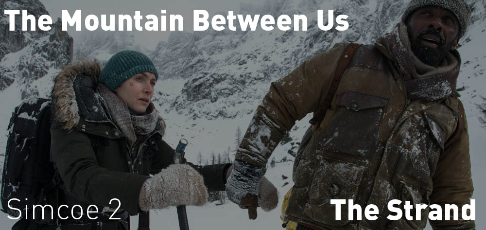 The Mountain Between Us is on at the Strand Theatre until Thursday October 26th!