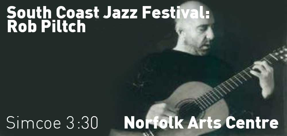 South Coast Jazz Festival | Norfolk Arts Centre | August 18th and 19th, 2017