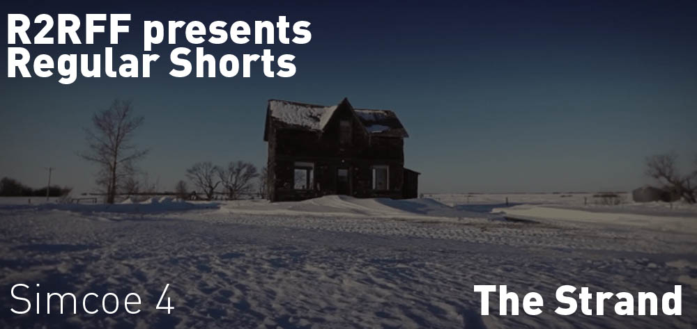 The Routes to Roots Film Festival presents 'Regular Shorts' at the Strand Theatre on Saturday October 21st at 4 PM!